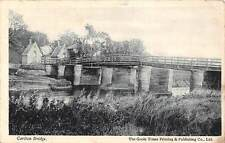 Carlton Bridge, The Goole Times Printing 1905