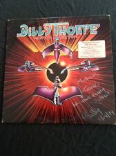 BILLY THORPE CHILDREN OF THE SUN DEMONSTRATION  LP SIGNED BILLY  - R.I.P.- RARE