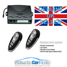 UNIVERSAL REMOTE CENTRAL LOCKING UPGRADE KIT 2015 MODEL UK Supplied Same day