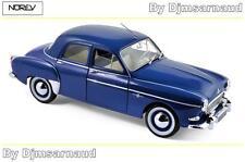 New Renault Frégate de 1959 Capri Blue NOREV - NO 185280 - Echelle 1/18