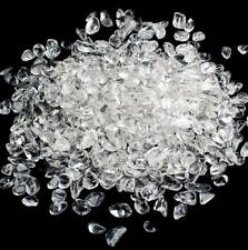 50g AAA Natural Lot of Tiny Clear Quartz Crystal Rock Chips Degaussing F089OP