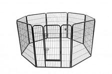 "BestPet Hammigrid 40"" 8 Panel Heavy Duty Pet Playpen Dog Exercise Pen Cat Fence"