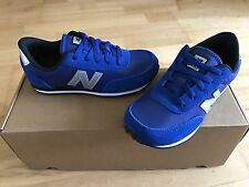 NEW BALANCE 410 Younger Boys Trainers, Blue - Size 11.5