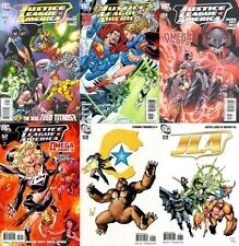 Justice League of America (2010-2011) 49 - 53, Starman/Congorilla (2011) 1