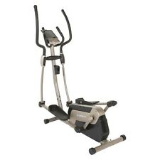 Exerpeutic 5000 Mobile App Tracking Magnetic Elliptical with Double Transmiss...