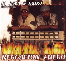 Reggaeton Fuego, Vol. 1 by DJ Sama (CD, 2005, Amas Productions)