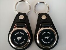 FORD BRONCO KEYCHAIN 2 PACK