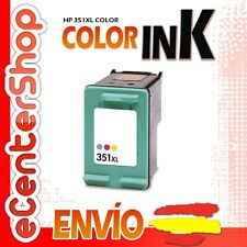 Cartucho Tinta Color HP 351XL Reman HP Photosmart C4380