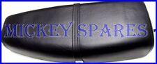 Seat / Sitzbank Schwarz Vespa PX 80, 125,200 Lusso und Alt