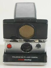 POLARIOD SX70 SONAR 1-STEP FOLDING CAMERA