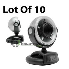 Lot of 10 HP EW192AA Web Cam Laptop Desktop WebCam Camera Tilt PC