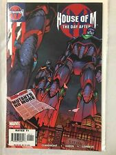 Decimation: House of M - The Day After #1 Comic Book Marvel 2006