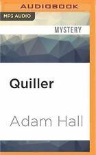 Quiller: Quiller 11 by Adam Hall (2016, MP3 CD, Unabridged)