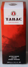 Original TABAC by Mäurer & Wirtz Aftershave Lotion 300 ml for Men New in Box