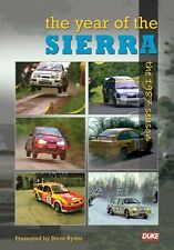 The Year of the Sierra - The 1987 Season (New DVD) Ford Rally Rallying Cosworth