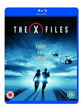 BLU-RAY    THE X FILES FIGHT THE FUTURE        NEW SEALED UK STOCK