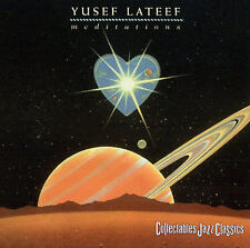 Meditations by Yusef Lateef (CD, Mar-2006, Collectables) NEW SEALED
