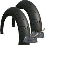 QUINNY BUZZ PRAM TYRES AND TUBES 12 1/2 x 2 1/4 (57-203) x 2,