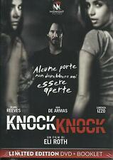 Knock knock (2015) s.e. DVD+BOOK