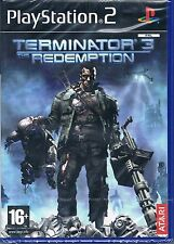TERMINATOR 3 THE REDEMPTION ps2 NUEVO PRECINTADO
