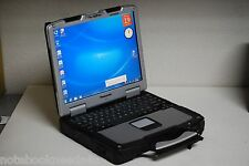 Panasonic Toughbook CF-30 Dual Core 4gig 750gb Windows 7 Pro 64 Bit WiFi Rugged