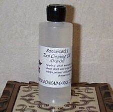 4 oz CHOJI Oil for Bonsai Tools and Japanese Swords