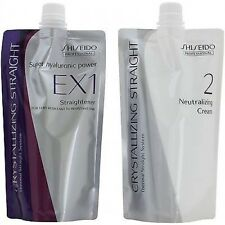 Shiseido Crystallizing Straight EX For Very Resistant Hair