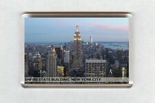 USA Fridge Magnet - Empire State Building, New York City