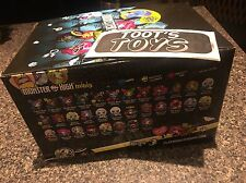 NEW Monster High Minis SEASON 2 WAVE 1 Sealed Case of 20 ***IN-HAND***
