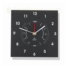 Eco Coastal Tide and Time Clock made from Recycled Materials - Tide Checker