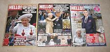 HELLO MAGAZINE SPECIAL SOUVENIRS THE QUEENS DIAMOND JUBILEE NEW