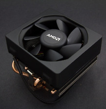 AMD WRAITH SILENT COOLER w/LED light Socket FM2/FM1/AM3/AM2+/AM2 Up to 125W CPU