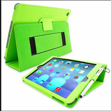 Snugg Green Protective All In One Case Cover and Stand for iPad 2.  In Green.