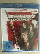 BluRay The End of the World 3D