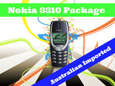 **Genuine** Unlocked Nokia 3310 Mobile Cell Phone ~ INDESTRUCTIBLE ~