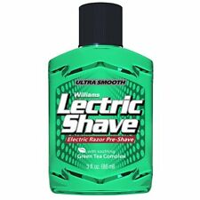 Williams Lectric Shave Pre-Shave Original 3 oz: 2 Pack