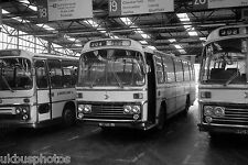 Yorkshire Traction No.1 Victoria Coach Station Bus Photo