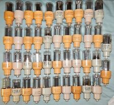 42 PIECES 5R4 CHATHAM & RAYTHEON SUPER QUALITY RECTIFIER TUBES VINTAGE USA 5R4WG