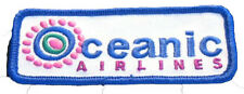 Oceanic Airlines -  LOST - TV Serie Patch- - Uniform Aufnäher