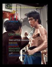 "BRUCE LEE FOREVER – JANUARY ISSUE 2017 ""ON SET WITH THE LITTLE DRAGON"""