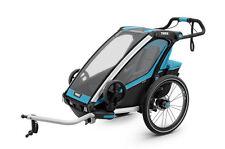 Deporte de carro Thule 1 - azul/negro modelo 2017 | Remolque de niños | 10201001