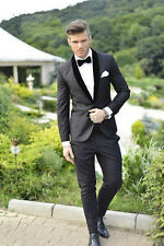 Details about Men Fashion Designer Wedding Groom Tuxedo Dinner Suit Coat Jacket