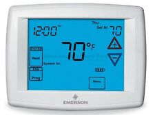 Thermostat White Rodgers Touchscreen Heat Pump or Gas 3 heat/2 Cool 1F95-1277