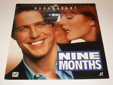 LaserDisc ~ Nine Months ~ Hugh Grant ~ Single Disc ~ NTSC ~ Fox Video