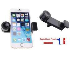 Support Telephone Voiture sur Grille Aération compatible iphone et samsung
