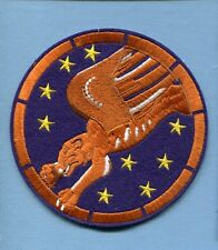 99th TUSKEGEE AIRMAN WW2 ARMY AIR CORPS USAF P-51 Mustang Fighter Squadron Patch