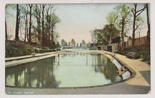 London postcard - The Ducker, Harrow - P/U 1906