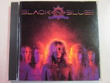 BLACK 'N BLUE IN HEAT ORIGINAL PRESS CD 9 241802 KISS GUITARIST TOMMY THAYER OOP