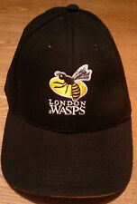 London Wasps Rugby RUFC cap Rugby Union cap, baseball hat, new hat !