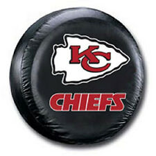Kansas City Chiefs Medium Spare Tire Cover [NEW] KC NFL Car Auto Wheel Nylon CDG